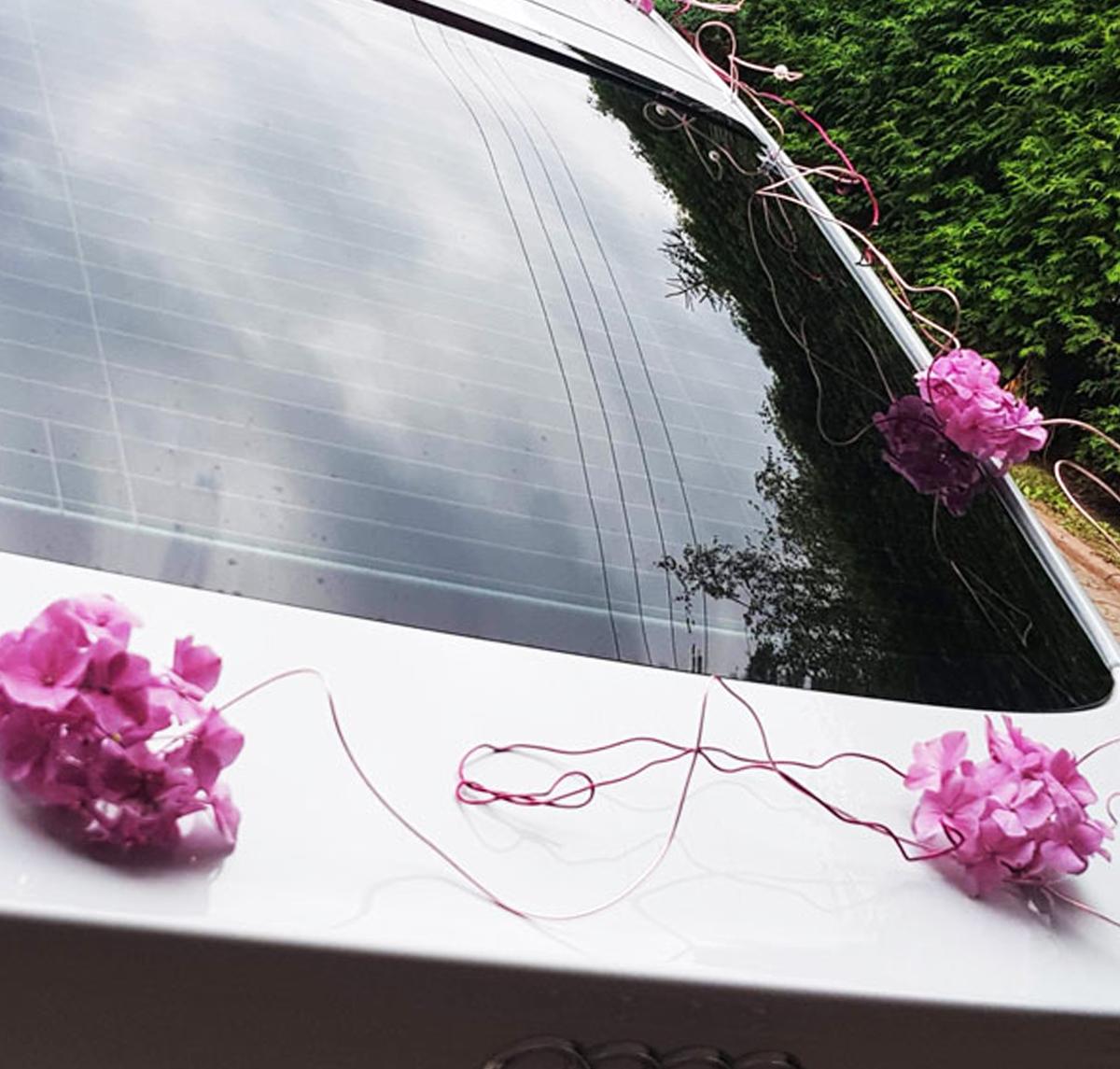 Samochody na wesele